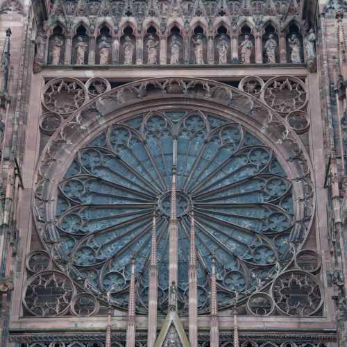 Страсбургский собор, Франция