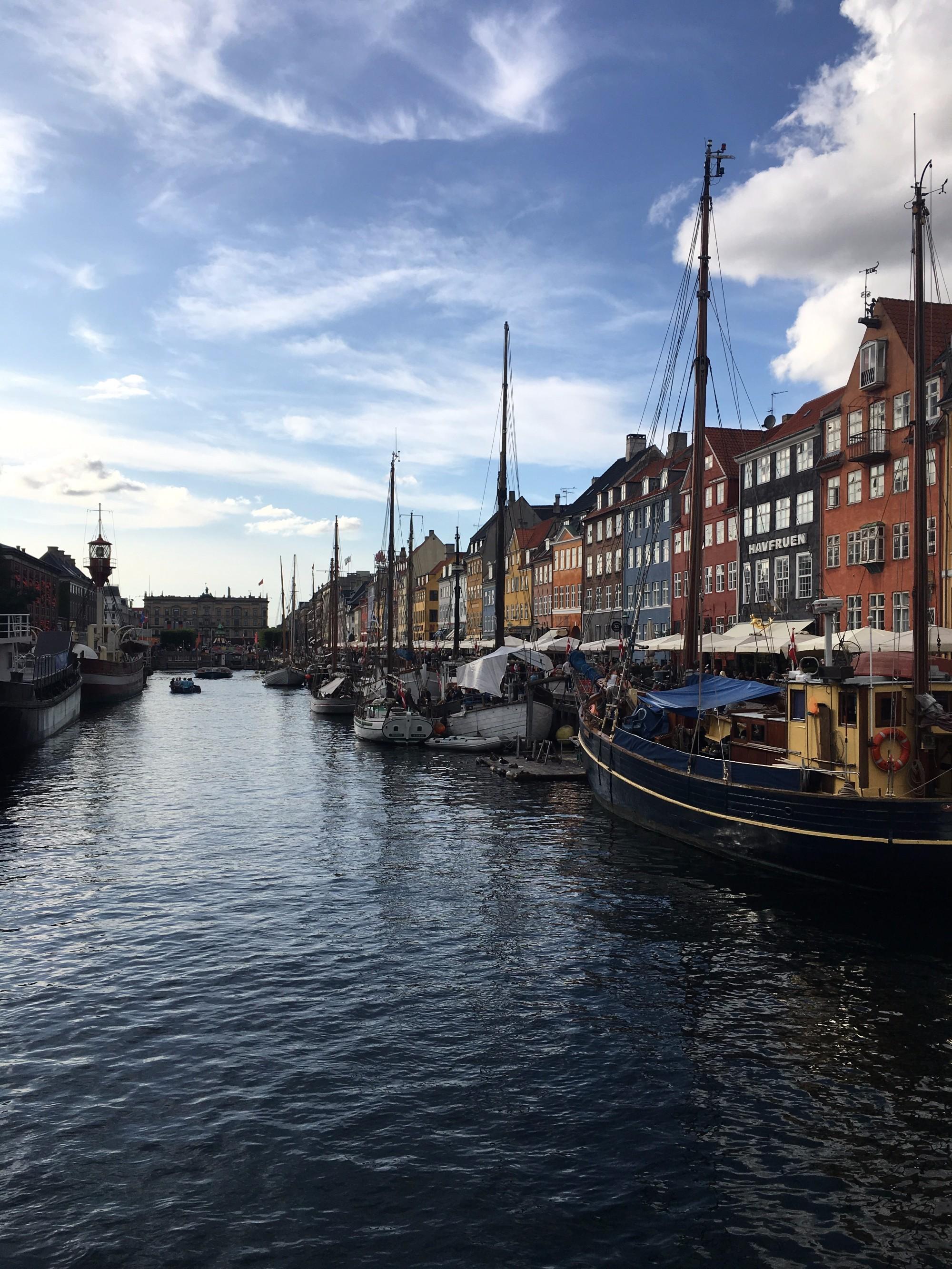 Дания картинки фото города