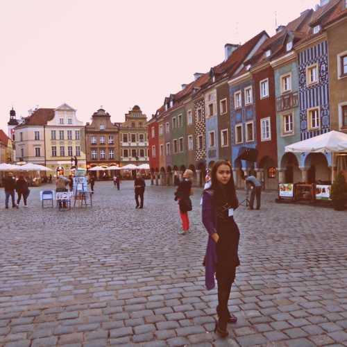 Центральная площадь (площадь Рынок), Польша