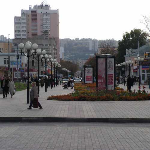 ул. 50 лет Белгородской области (Белгородский Арбат), 2006 год