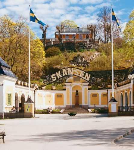Скансен, Sweden