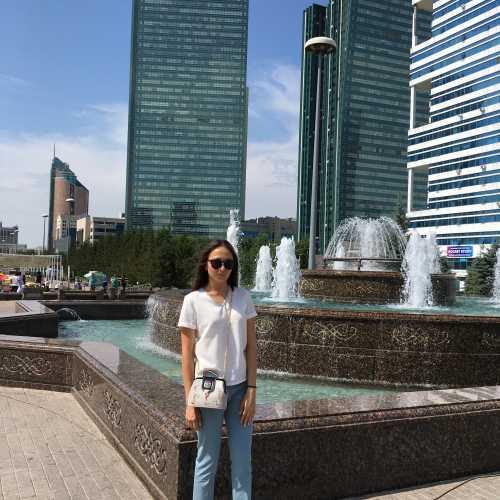 Nur-Sultan (Astana), Kazakhstan