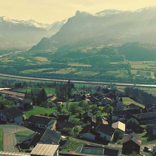 Тризенберга, Лихтенштейн