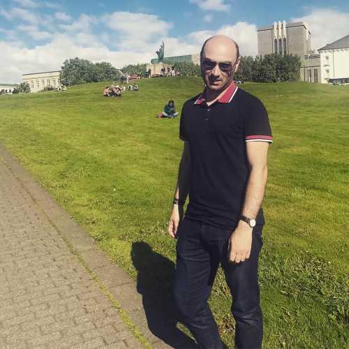 Рейкьявик, Исландия