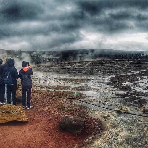 Strokkur, Iceland