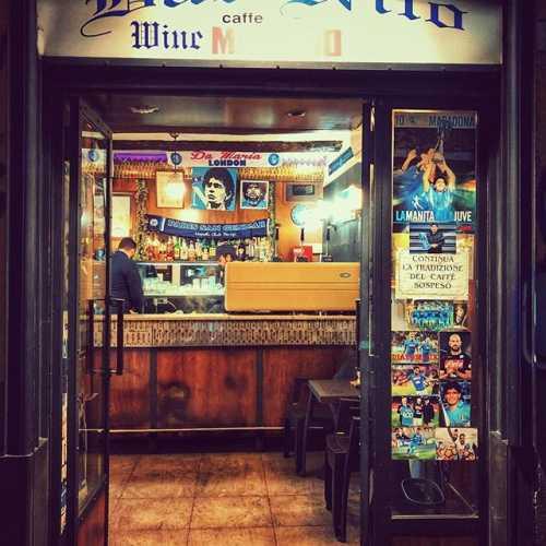 italy naples napoli maradona cafe travel traveling travelphotography @maradona