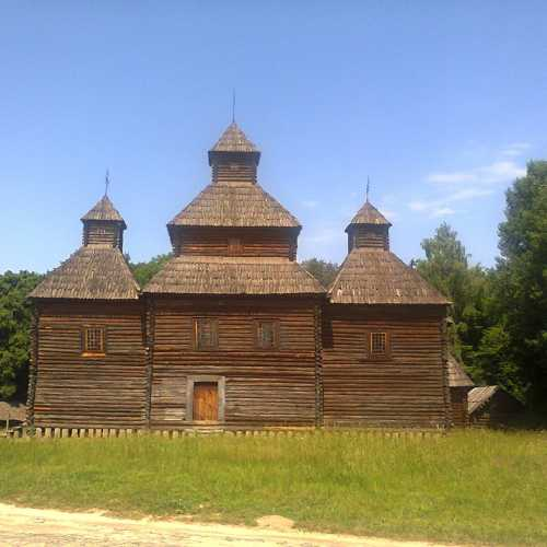 Pyrohiv Museum, Ukraine