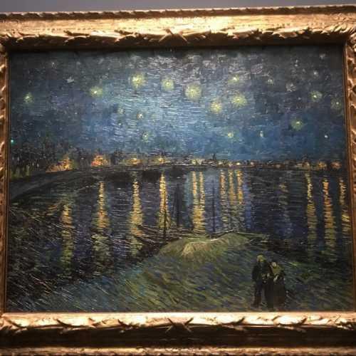Музей Орсе. Ван Гог.