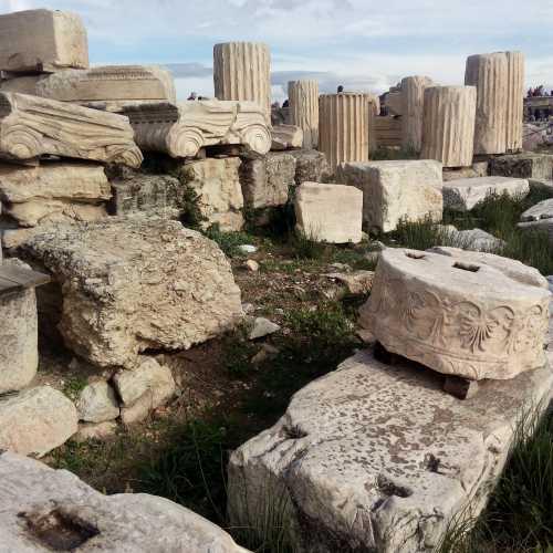 Афины. Акрополь
