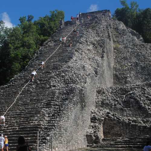 Коба, Мексика