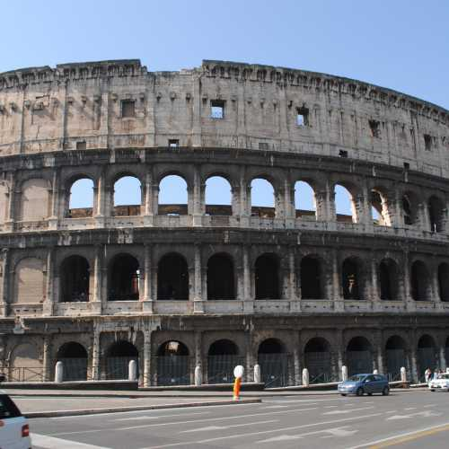 Колизей. I век н.э.