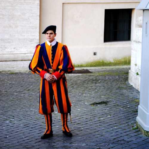Папский гвардеец