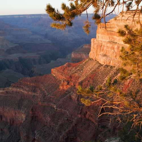 Grand Canyon National Park<br/> <a href=