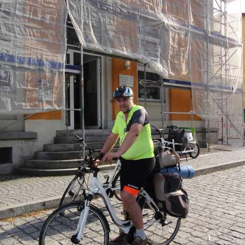 Прокатился на велике 300 км по Германии и Австрии)))
