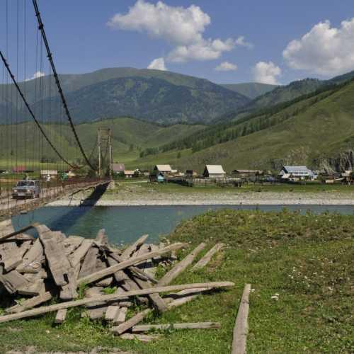 около д.Тюнгур, Алтай