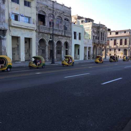 Гавана, набережная