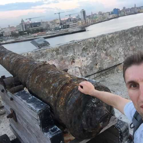 Маяк, крепость, Гавана