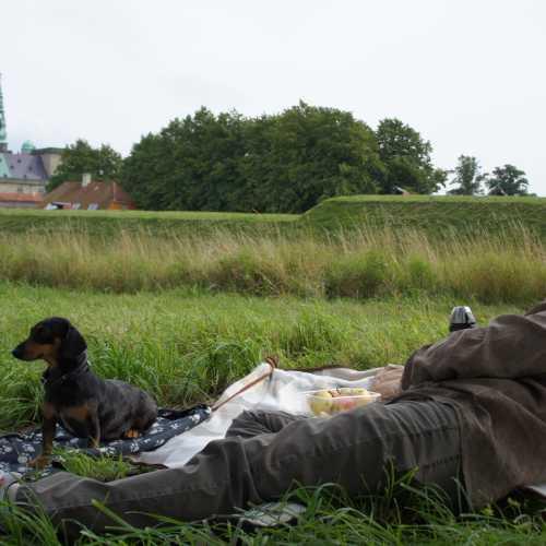 Кронборг (Kronborg). Мрачный замок Гамлета