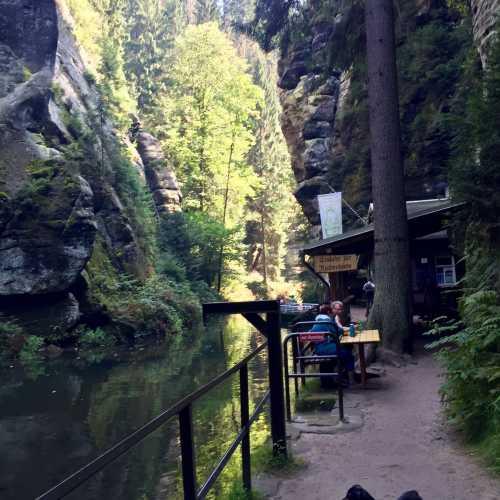 Саксонская Швейцария (нем. Nationalpark Sächsische Schweiz)