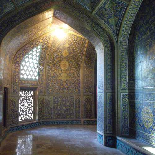 мечеть шейха Лютфуллы