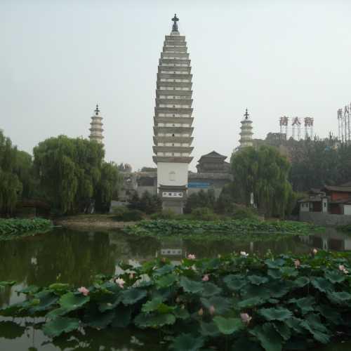 Парк-музей народов Китая, Пекин
