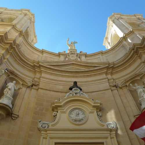 Церковь в Валлетте