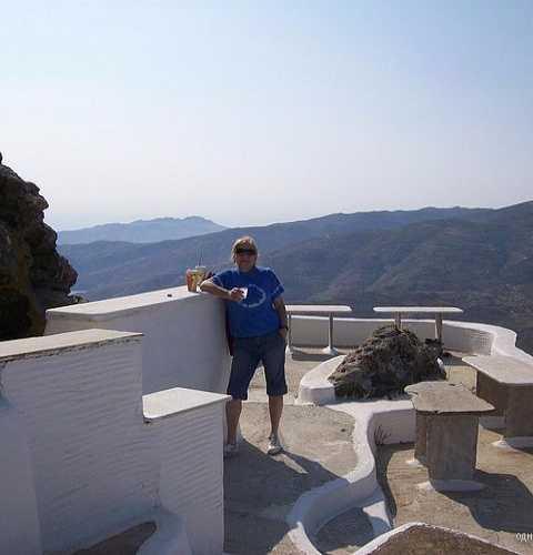 Тинос, Греция