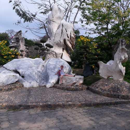 Парк многомиллионных камней