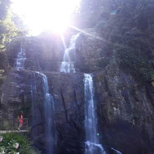 Рамбода, водопад