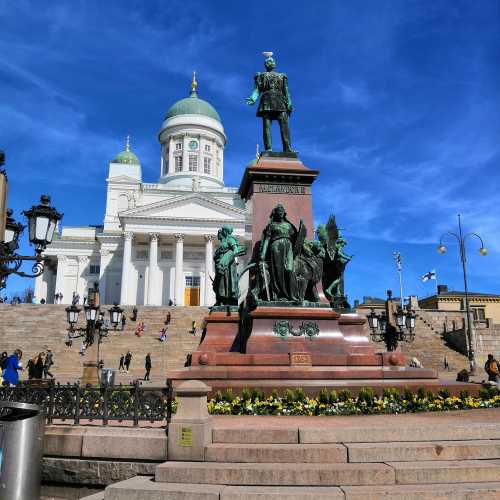 Alexander II, Finland