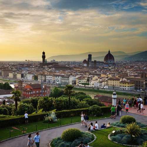 Площадь Микеланджело, Italy