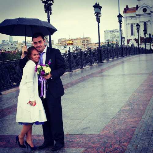 Egor Teplov-Bareysha and Ksenia Teplova-Bareysha