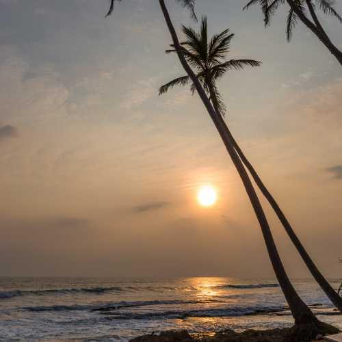 Закаты на Шри-Ланке
