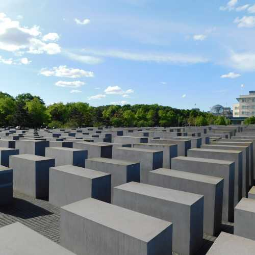 Memorial to the Murdered Jews of Europe, Germany