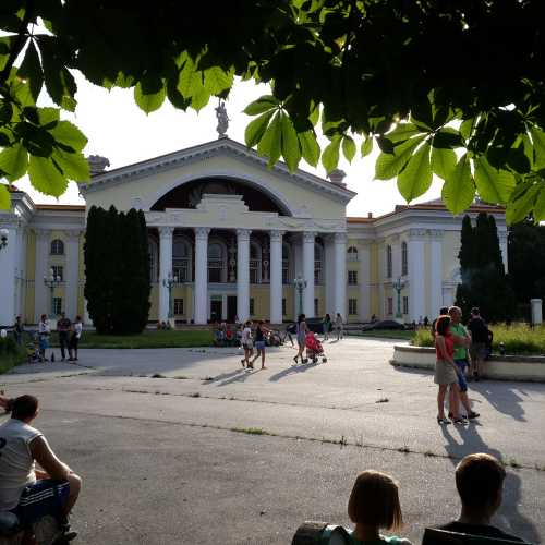 Дворец культуры, Ukraine