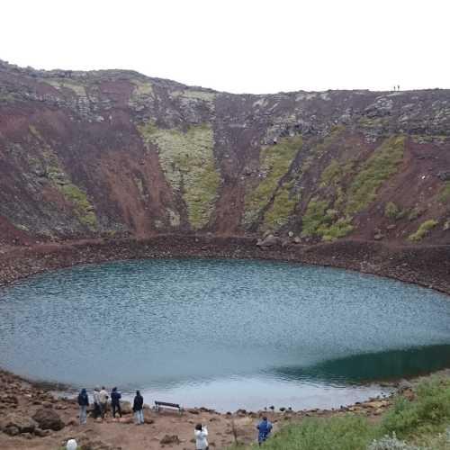 Кратер вулкана (основная достопримечательность)