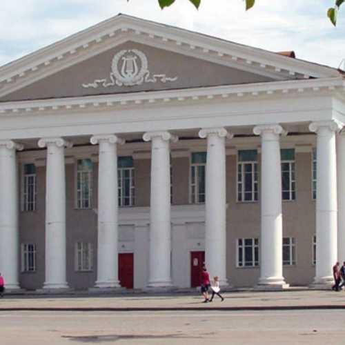 Курганский театр драмы, Russia