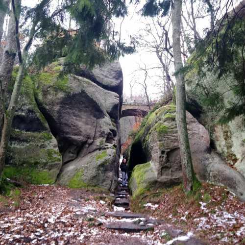 Крепость Ойбин, Germany