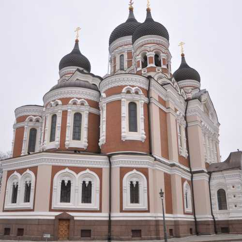 Alexander Nevsky Cathedral, Estonia