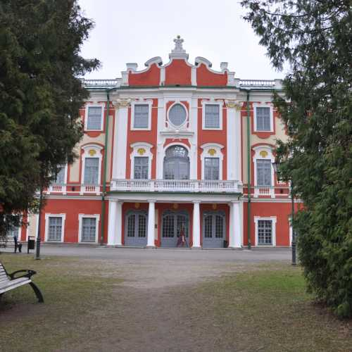 Кадриорг, Эстония