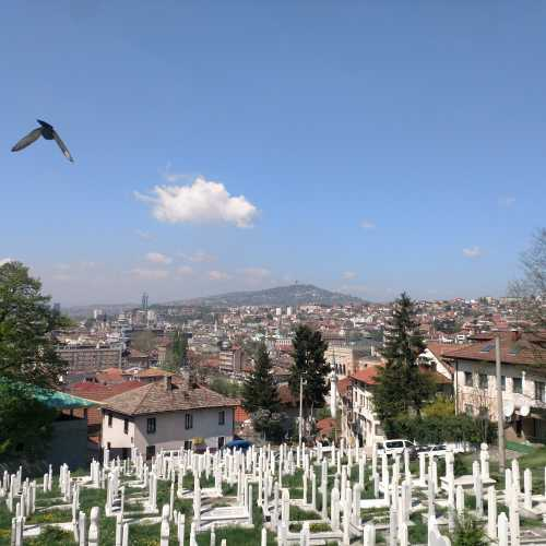 Вид г. Сараево