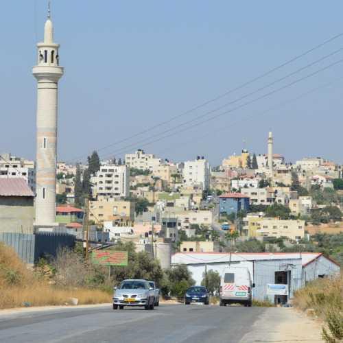 Бидия, Palestine