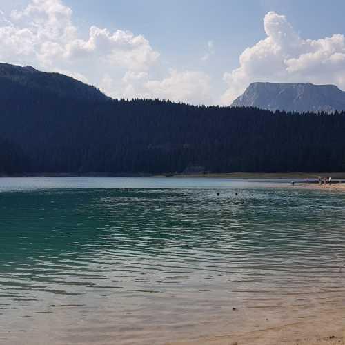 Чёрное озеро, Черногория