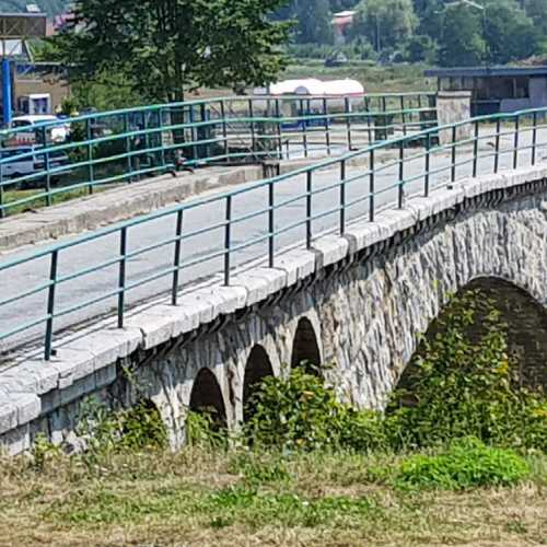 Đurđevića Tara Bridge, Montenegro