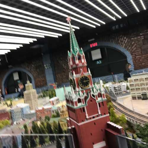 Музей «Гранд Макет Россия», Russia
