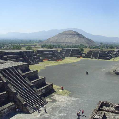 Zona Arqueológica Teotihuacán, Mexico