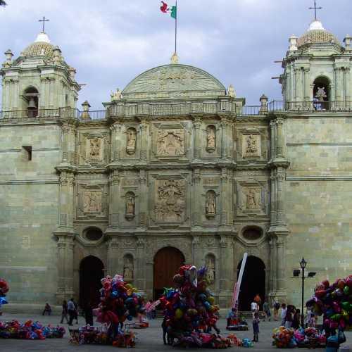 Оахака-де-Хуарес, Мексика