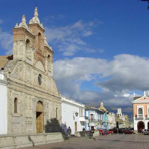 Риобамба, Эквадор
