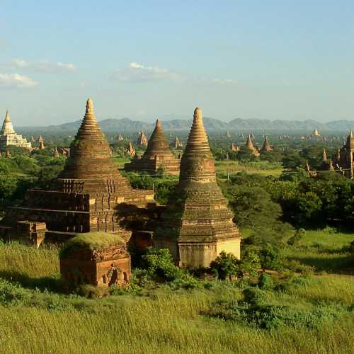 Bagan, Myanmar Burma