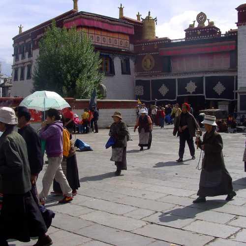 Jokhang, China